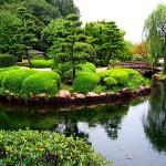 Великите японски градини - Кайраку-ен (5)