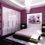 Окачени тавани в спалнята (11)