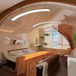 Окачени тавани в спалнята