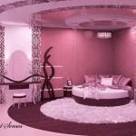 Окачени тавани в спалнята (3)