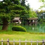 Магическите японски градини - Кенроку-ен