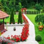 Оформление и дизайн на градина