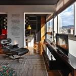 Стилен апартамент с цветни контрасти (14)