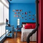 Стилен апартамент с цветни контрасти (4)