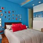Стилен апартамент с цветни контрасти (5)