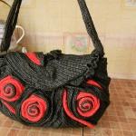 Направи си чанта от найлонови торбички