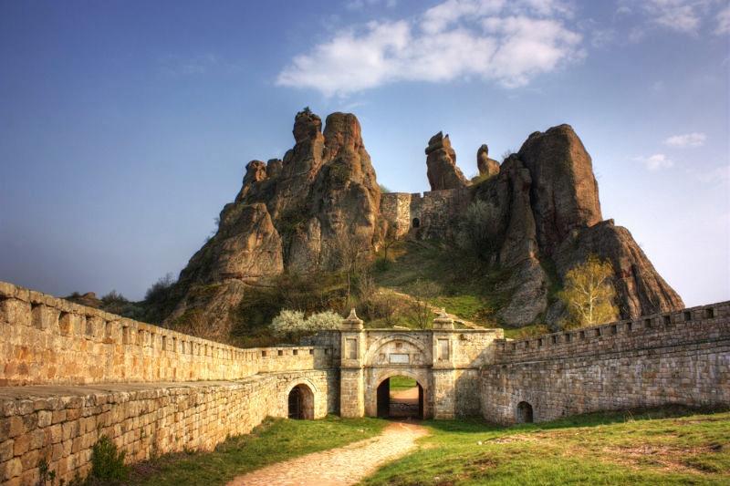 Белоградчишките скали