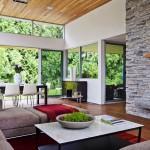 Горска къща с модерна визия (6)