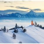 Градове, особено красиви през зимата (10)