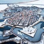 Градове, особено красиви през зимата (13)