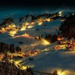 Градове, особено красиви през зимата (8)