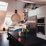 мансарден апартамент с непринуден чар (10)