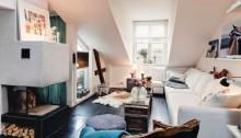 мансарден апартамент с непринуден чар (11)