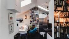 мансарден апартамент с непринуден чар