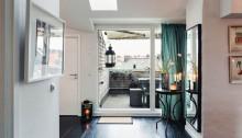 мансарден апартамент с непринуден чар (4)