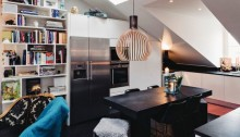 мансарден апартамент с непринуден чар (8)