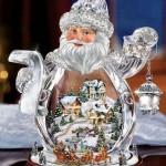 Кристална Коледа от Томас Кинкейд (11)