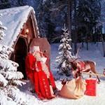 Домът на Дядо Коледа