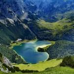 Езера с форма на сърце (11)