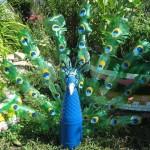 Изкуство от използвани пластмасови бутилки или PET-Art (3)