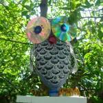 Изкуство от използвани пластмасови бутилки или PET-Art (7)
