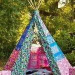 Индианска шатра типи (12)