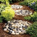 Декорации с речни камъни в дома (19)