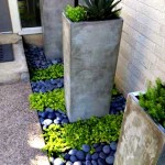 Декорации с речни камъни в дома (2)