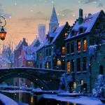 Приказна зима