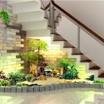 идеи за пространството под стълбите (6)