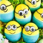 Великденски миньони от яйца