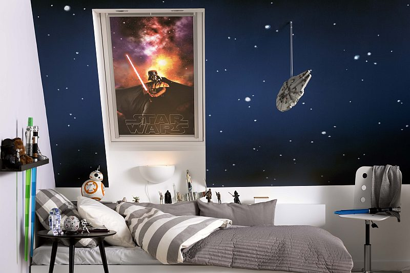 Star Wars from VELUX