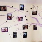 Декорация дърво със снимки