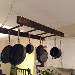 Нестандартна употреба на старата стълба в кухнята17