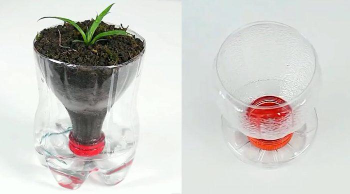 Идеи с пластмасови бутилки