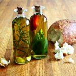 Направи си ароматни зехтини за различни храни