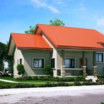 Красива лятна къща с три спални на 112 квадратни метра