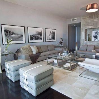 Интериорен дизайн – красиви идеи за хола