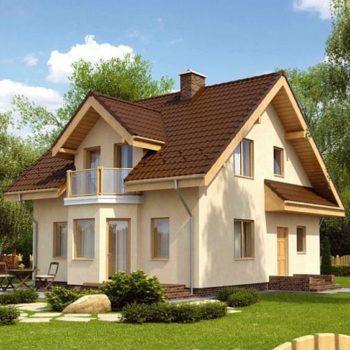 Великолепна къща с мансарден етаж и 4 спални